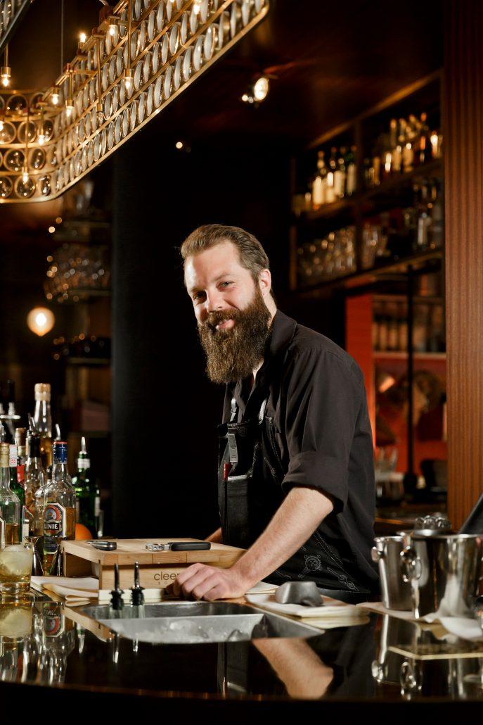 Linie Aquavit Barkeeper des Monats – Fotografie Thorsten Jochim
